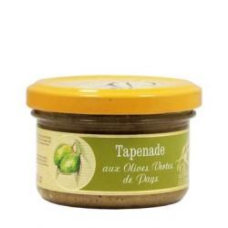 Tapenade - Green Olives -...
