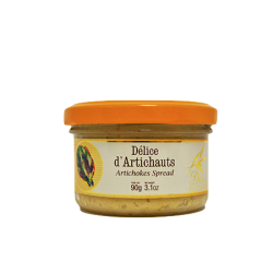 Artichoke Spread - Delices...