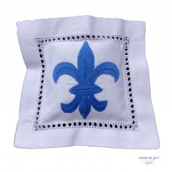 Embroidered Lavender Sachet...