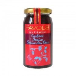 Wild Strawberry Jam - Favols