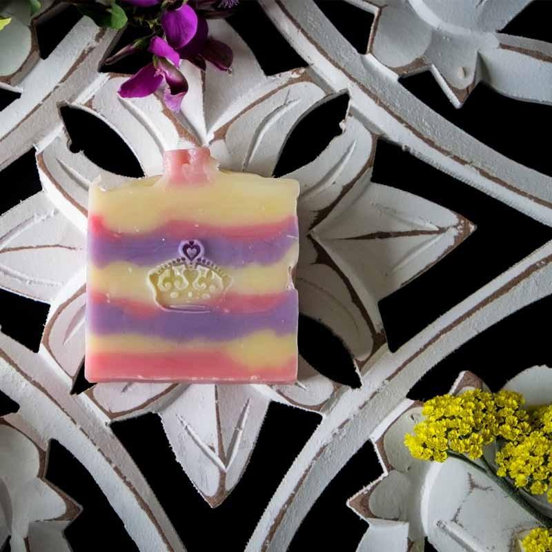 Artisan Bath Soap - Tutti Frutti - Body Delice