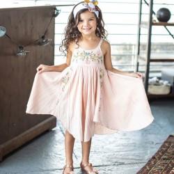 Trailing Blossoms Dress...