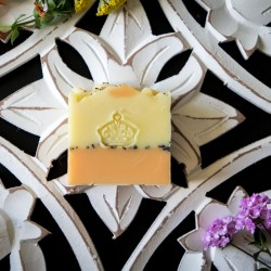 Artisan Bath Soap - Orange Citronee - Body Delice