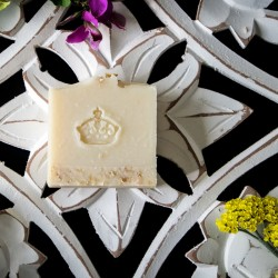 Artisan Bath Soap - Beaume de Flocons - Body Delice