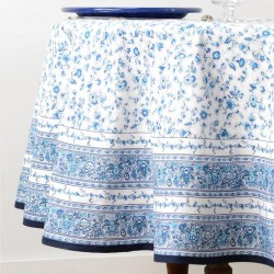 Provence Coated Tablecloth...