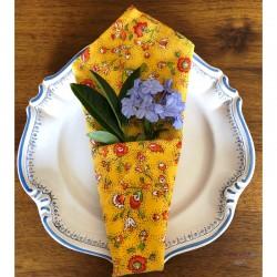 Provence Napkin - Fleurs...