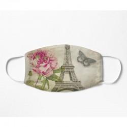 Mask - Vintage Eiffel Tower