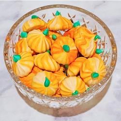 Pumpkin Spice Meringues Box - Délice Glacé
