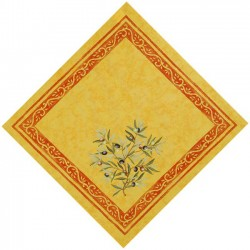Provence Napkin - Olives...