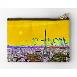 Zipper Pouch Small - Paris...