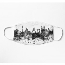 Mask - Paris Skyline Black...
