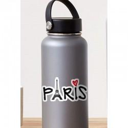 Paris Love Sticker
