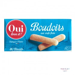 Lady Finger Biscuits - Oui...