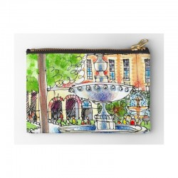 Zipper Pouch Paris Place...