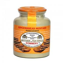Gingerbread Meaux Mustard -...