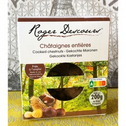 Cooked Chestnuts - Roger...