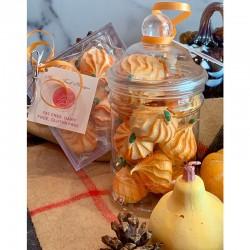 Pumpkin Spice Meringues Jar...