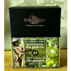 Exotic Spices Gift Box The...