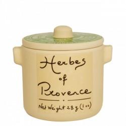 Herbs de Provence in a...