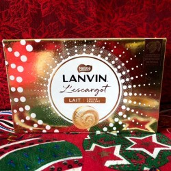 Milk Chocolate Escargots - Lanvin