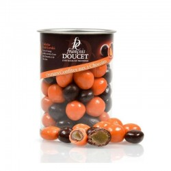 Candied Oranges with 2 Chocolates - Francois Doucet