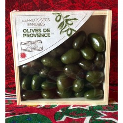 Chocolate Olives - Francois...