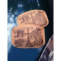 Paris Leather Coin Purse