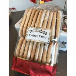 Petites Fines Alsatian Cookies