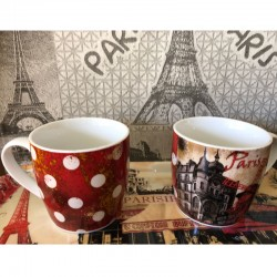 Paris Mug Moulin Rouge