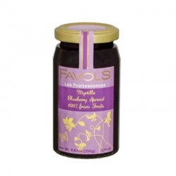 Blueberry Jam - Favols - Les Fruitessences