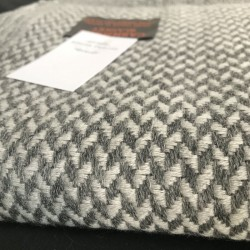 Handmade Chunky Cashmere Throw or Blanket Scarf