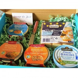 """""""La Mer"""" Gourmet Gift Box"""