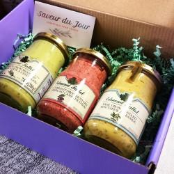 Fallot Gourmet Mustard Gift...