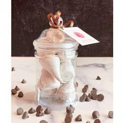 Chocolate Meringues...