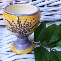 Provence Ceramic Egg Cup -...