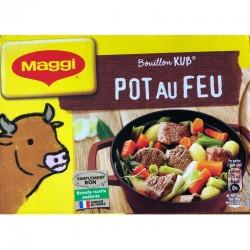 Bouillon KUB Pot au Feu 18-Count - Maggi