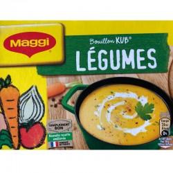 Bouillon KUB Vegetables 18-Count - Maggi