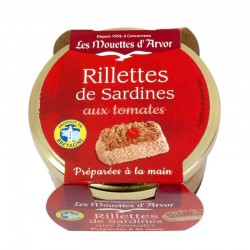 Sardine Rillettes w/ Fresh...