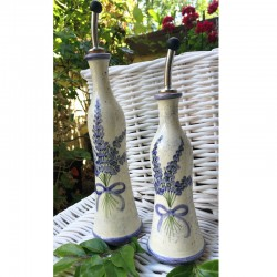 Provence Ceramic Oil Bottle...