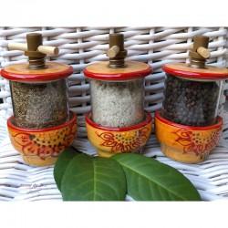Provence Ceramic Grinder -...