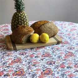 Provence Tablecloth - Square - Valdrome Colombe