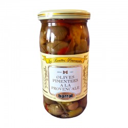 """Spicy Olives """"A la Provencale"""" - Barral"""