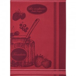 French Dish Towel - Pot de...