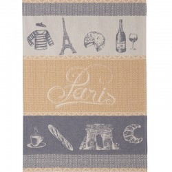 French Dish Towel - Lutece...