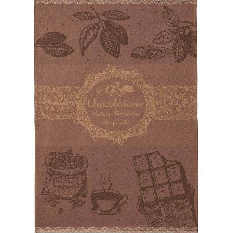 French Dish Towel - Chocolaterie - Coucke