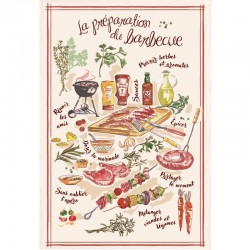 French Image Dish Towel -...