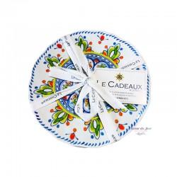 Melamine Madrid Appetizer Set - Le Cadeaux