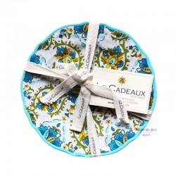 Melamine Allegra Appetizer Set - Le Cadeaux