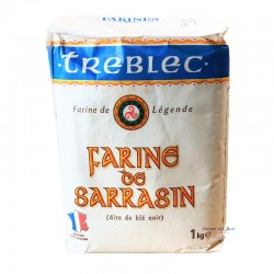 Buckwheat Flour - Treblec
