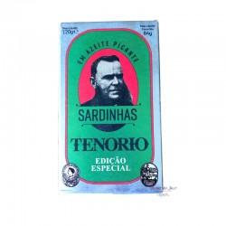 Sardines in Spicy Olive Oil...